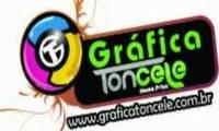 Logo A Arte Gráfica Toncele em Guará II