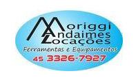 Logo Moriggi Andaimes em Santa Cruz