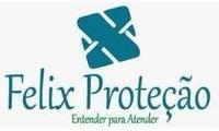Logo de Felix Proteção - Redes de proteção