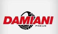 Logo Damiani Pneus em Estreito