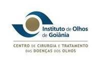 Logo de Instituto de Olhos de Goiânia em Setor Oeste