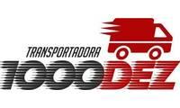 Logo 1000 Dez Transportes em Centro