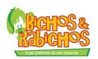 Logo de Bichos e Rabichos Pet Shop em Cavalhada
