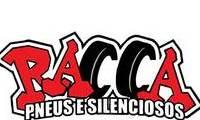 Logo de Racca Pneus e Silenciosos em Campo Grande