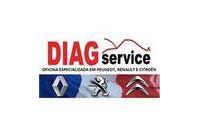 Logo de Diag Service em José Bonifácio