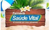 Logo de Farmácia Saúde Vital em Coqueiros
