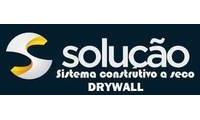 Logo de Solução Drywall em Parque Buriti