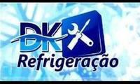 Logo de DK Refrigeração