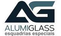 Logo de Alumiglass Esquadrias Especiais em Santa Branca