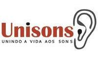 Logo Centro Auditivo Unisons em Floresta