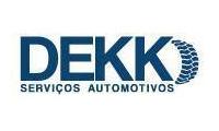 Logo Michelin Dekk Serviços Automotivos em Vila Lucy