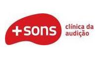 Logo de Mais Sons - Clínica da Audição em Santa Cecília