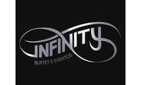 Logo Infinity Buffet E Eventos em Mooca