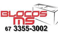 Logo de Blocos Ms em Jardim Colúmbia