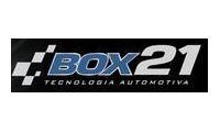 Logo Box21 Oficina de Importados em Setor Oeste