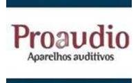 Logo de Proaudio Aparelhos Auditivos em Setor Central