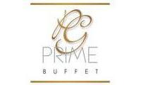 Logo Pg Prime Buffet em Vila Azevedo