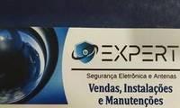 Logo de Expert Segurança Eletrônica e Antenas em Plano Diretor Sul