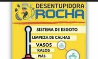 Logo Desentupidora Rocha