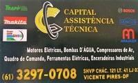 Logo Capital Assistência Técnica