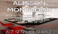 Logo de Alisson Montador