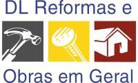 Logo de Dl Reformas E Obras em Geral em Nova Rosa da Penha