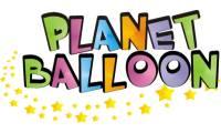 Logo de Planet Balloon em Setor Sudoeste