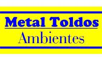 Logo de Metal Toldos Ambiente R em Cristo Redentor