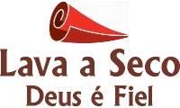 Logo Lava Seco Deus É Fiel em Mariana