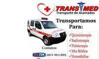 Logo de Transporte de Acamados em Itararé