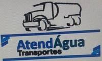 Logo de Atendagua Transportes em São Francisco