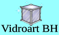 Logo de Vidroart BH em Nova Suíssa