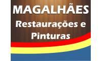 Logo de Magalhães Pinturas E Restaurações. em Jardim Esmeralda