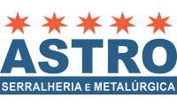 Logo de Astro Serralheria e Metalúrgica em Santa Cândida