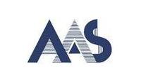 Logo de Aas Equipamentos para Construção Civil em Alto Boqueirão