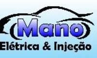 Logo de Mano Elétrica Injeção Mecânica em Casa Amarela