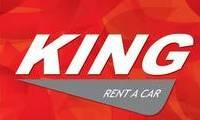 Logo de King A Rent Car (Jabour/Vitória) - ES em Jabour