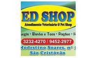 Logo de Ed Shop em São Cristóvão