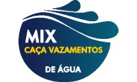 Logo de Mix Caça Vazamentos de Água em Núcleo Bandeirante