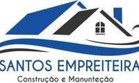 Logo de SANTOS EMPREITEIRA