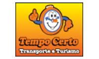 Logo Tempo Certo Turismo em Pirajá