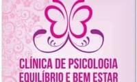 Logo de Clínica de psicologia Equilíbrio e Bem Estar em Vila Jacuí