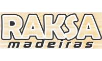 Logo de Raksa Madeiras em Caximba