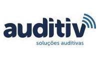 Logo de Auditiv Soluções Auditivas - Aldeota em Aldeota
