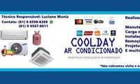 Logo de Cool Day Ar condicionado