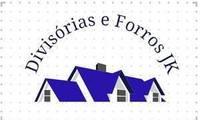Logo de Divisórias e Forros JK