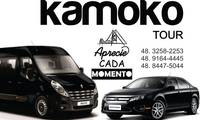 Logo de Kamokotour em Centro