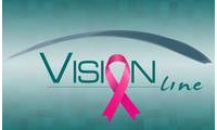 Logo de Vision Line em Boqueirão