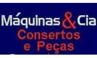 Logo de Máquinas & Cia em Jardim Leblon