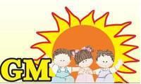 Logo de Gm Locação de Brinquedos